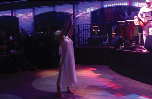 Karen Kobel Dancing